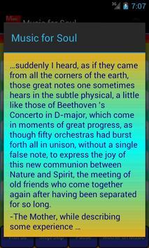 Music for Soul screenshot 1