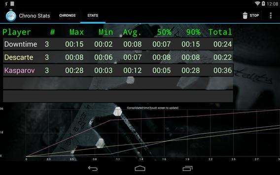 Boardgames timer screenshot 7