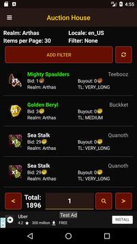 Wow Auctioneer screenshot 11
