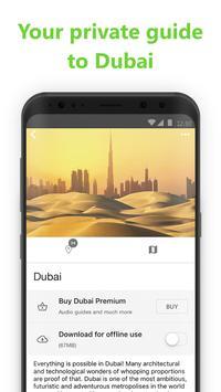 Dubai SmartGuide screenshot 1