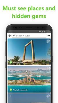 Dubai SmartGuide screenshot 2