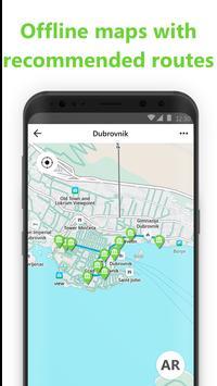 Dubrovnik SmartGuide - Audio Guide & Offline Maps screenshot 4