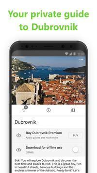 Dubrovnik SmartGuide - Audio Guide & Offline Maps screenshot 1