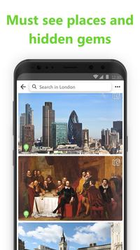 London SmartGuide - Audio Guide & Offline Maps screenshot 2