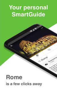 Rome SmartGuide poster