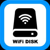 WiFi USB Disk - Smart Disk ikon