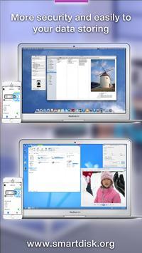 WiFi USB Disk - Smart Disk syot layar 5