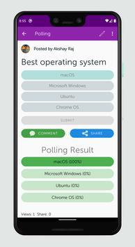 Polling screenshot 5