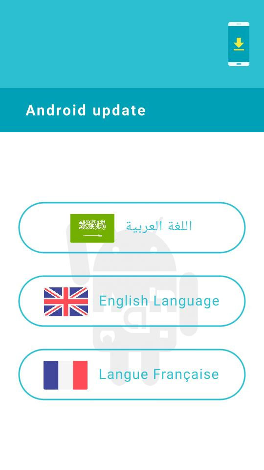 Update Android Version - Custom Firmware for Android - APK