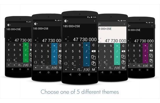 Calculator ++ ảnh chụp màn hình 3