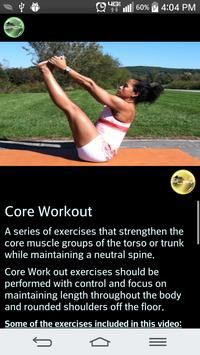 Athletic Pilates Free screenshot 3