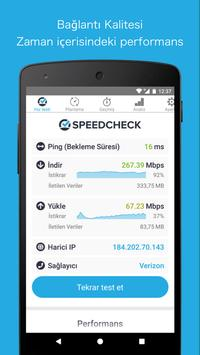 Simple Speedcheck Ekran Görüntüsü 2