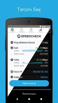 Simple Speedcheck Ekran Görüntüsü 3