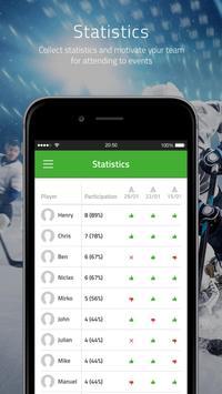PlayerPlus - Team management screenshot 3