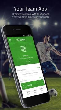 PlayerPlus - Team management poster