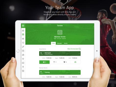 PlayerPlus - Team management screenshot 5