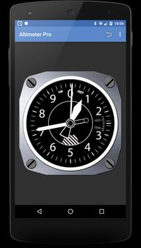 Höhenmesser Pro Screenshot 3