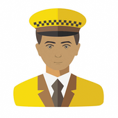 TaksiNet Driver icon