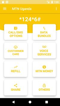 MTN Uganda - USSD Codes for Android - APK Download