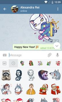 Telegram captura de pantalla 3