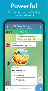 Telegram स्क्रीनशॉट 1