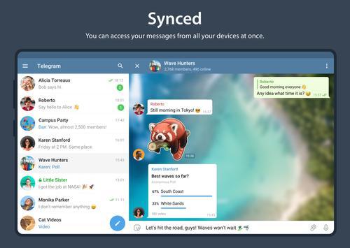 Telegram screenshot 6