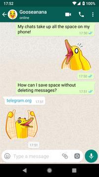 WhatsApp Stickers captura de pantalla 2
