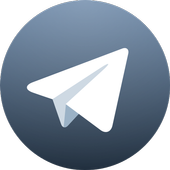 Telegram X ícone