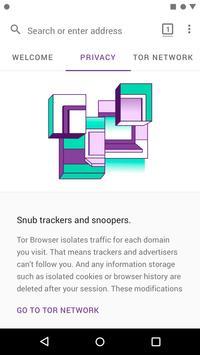 Tor Browser (Alpha) screenshot 2