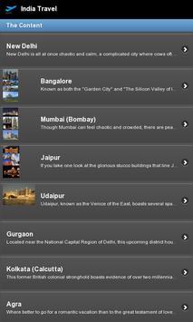 India Travel screenshot 3