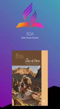 SDA Bible Study Guides poster