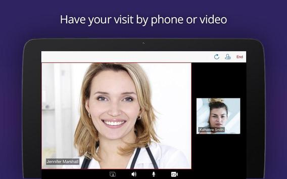 UW Medicine Virtual Clinic screenshot 10