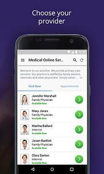 UW Medicine Virtual Clinic screenshot 1