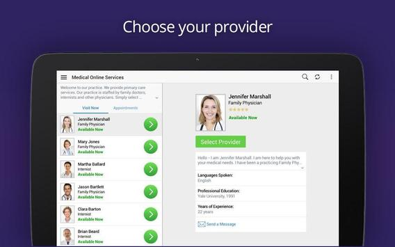 UW Medicine Virtual Clinic screenshot 9