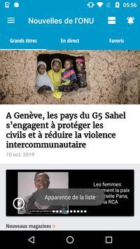 UN News स्क्रीनशॉट 6