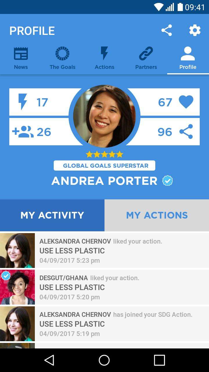 SDGs in Action for Android - APK Download
