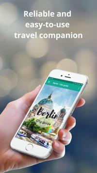 Berlin City Guide poster