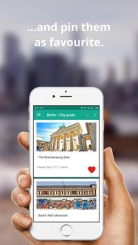 Berlin City Guide screenshot 2