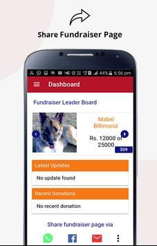 Fundraiser Assist screenshot 1