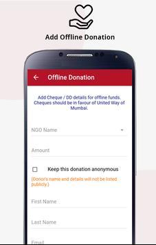 Fundraiser Assist screenshot 3