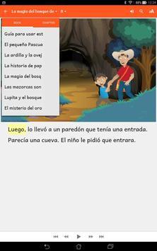 Lectura Multicolor Español screenshot 4