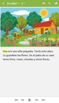 Lectura Multicolor Español screenshot 1