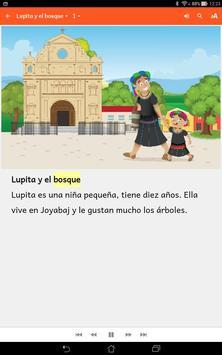 Lectura Multicolor Español screenshot 2