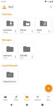 VLC captura de pantalla 3
