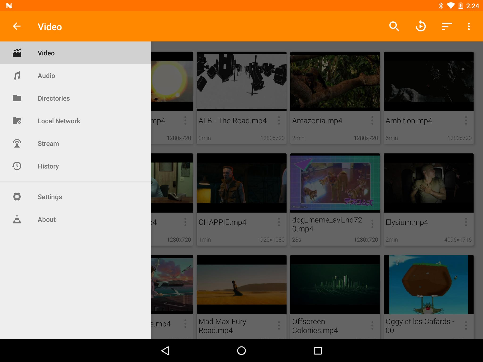 free download vlc media player for android apk file