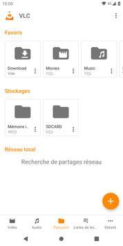 VLC capture d'écran 3