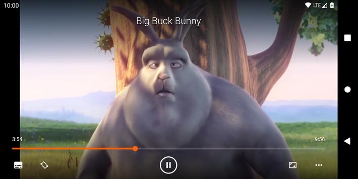 VLC capture d'écran 1
