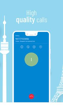 International calling app - VINOTA screenshot 2