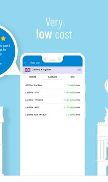 International calling app - VINOTA screenshot 6