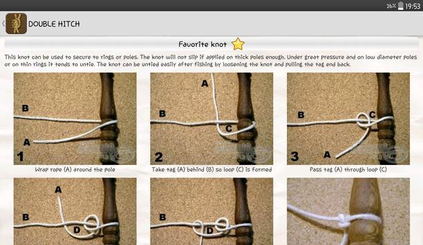 Ultimate Fishing Knots 截圖 6